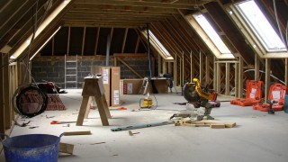 Extending your home into your loft