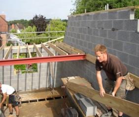 Case Study - hiring a builder