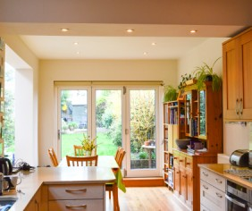 Case Study - A side return kitchen extension