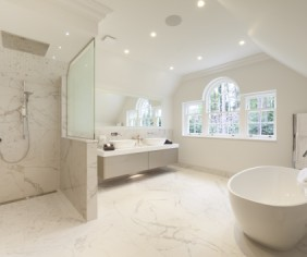 What to consider when planning a wet room