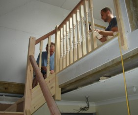 Case Study - What can you do with a loft full of truss rafters? Loft Conversion Project!