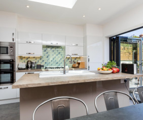 Choosing the best kitchen worktops