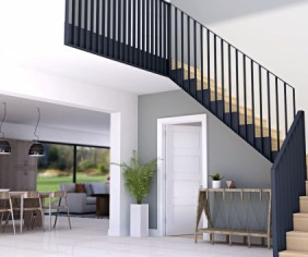 Beautiful bannisters & balustrades