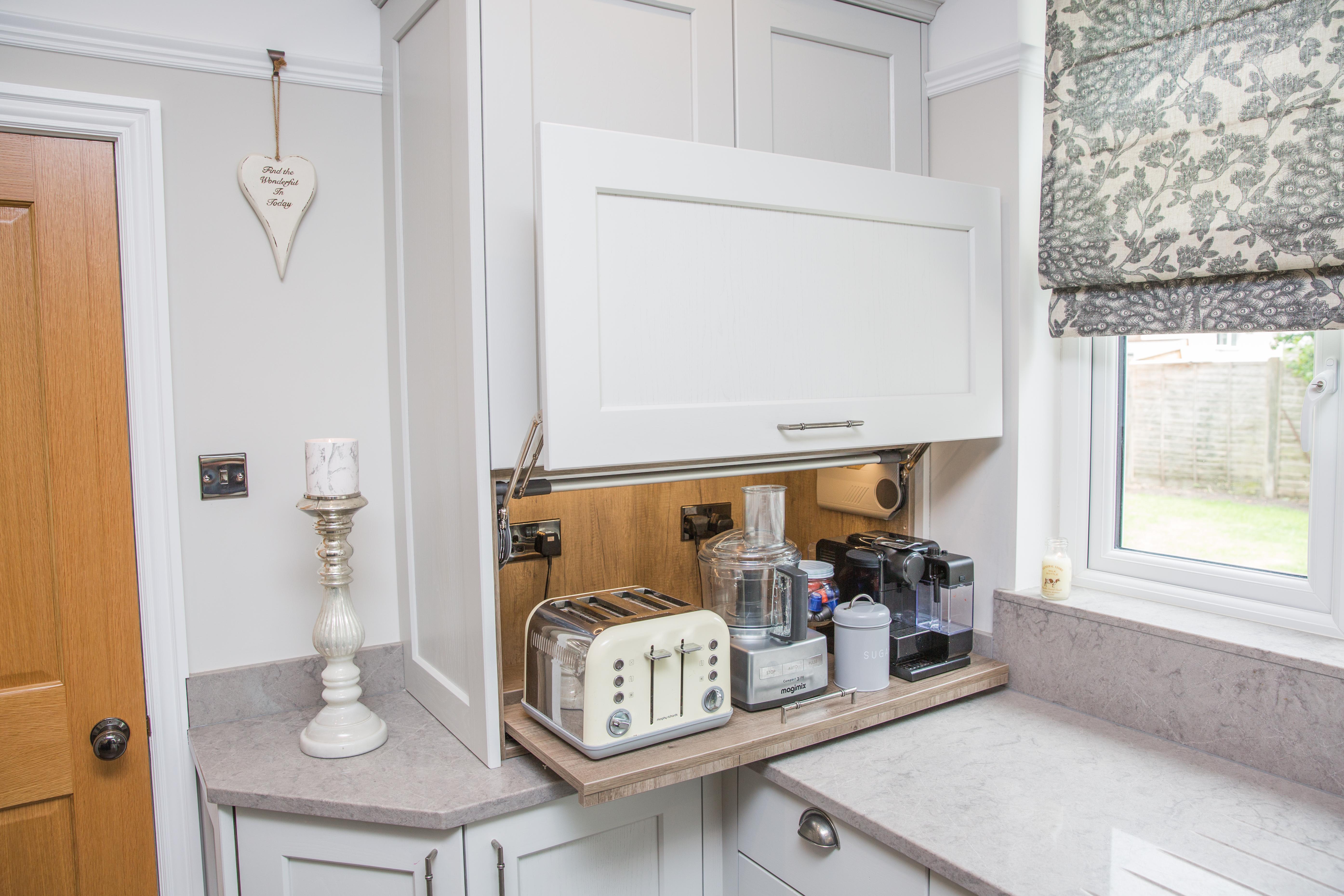 Brilliant Kitchen Storage Ideas My Home Extension